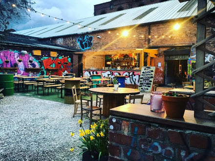 TOP 5 BEER GARDENS IN LIVERPOOL