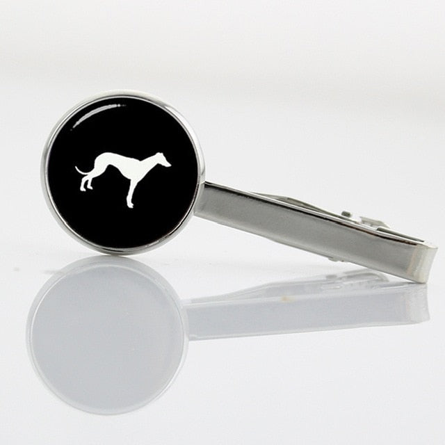 Vintage Greyhound Tie Pin
