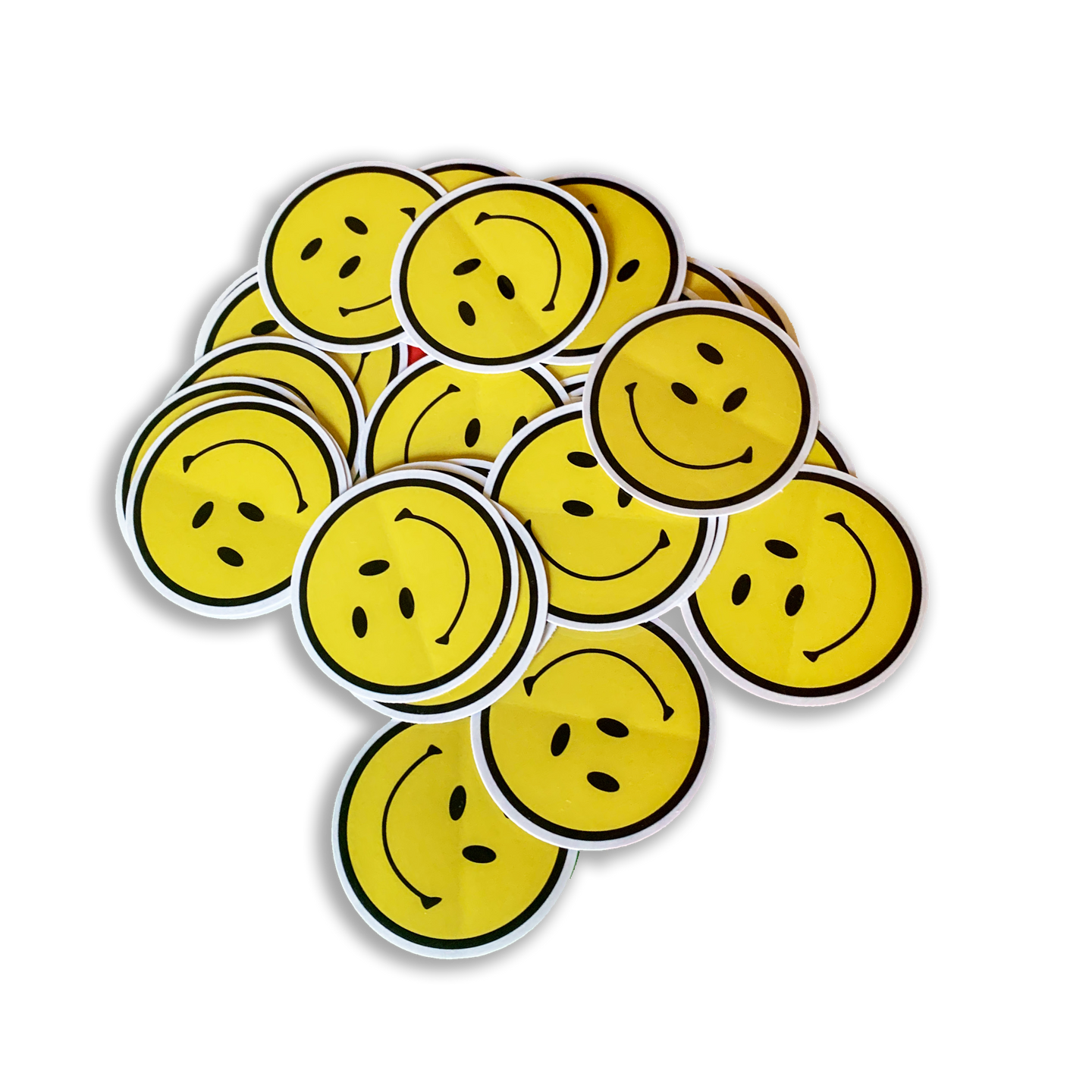 SMILEY STICKERS (5 PACK)