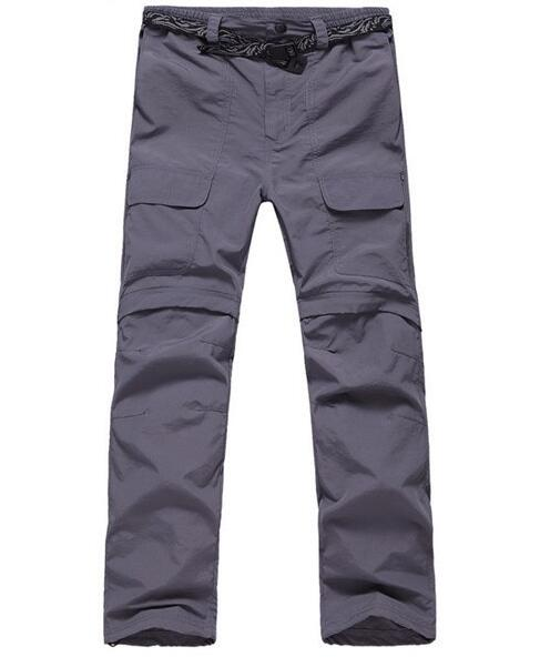 Quick Dry Pants UV Protection Removable - moove4fitness
