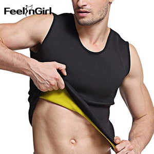 Mens Hot Sweat Body Shaper - moove4fitness