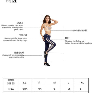 New Style Women Yoga Pants/Fitness Leggings - moove4fitness