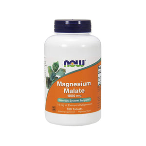 Magnesium Malate 1000 mg, 180 Tabletter