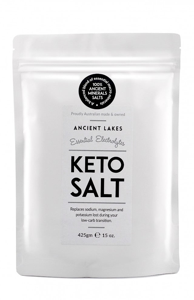 Ancient Lakes Keto Salt 425g