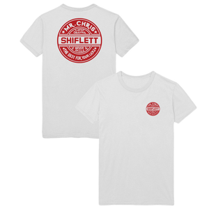 Mr. Chris Shiflett Tee - Chris Shiflett