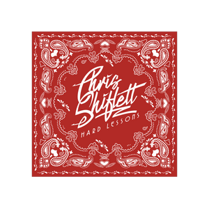 Hard Lessons Bandana - Chris Shiflett