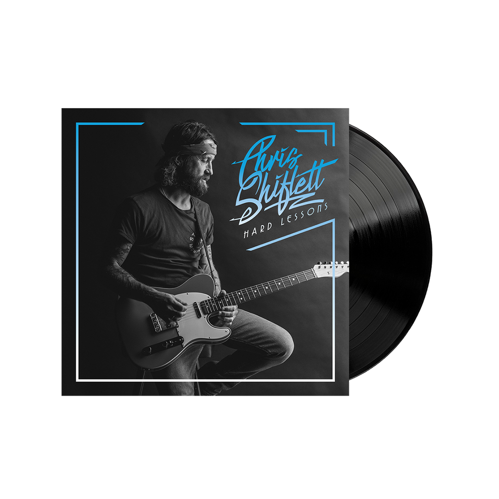 Hard Lessons Vinyl - Chris Shiflett