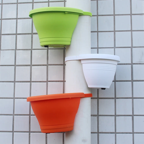 Drain Pipe Flower Pot
