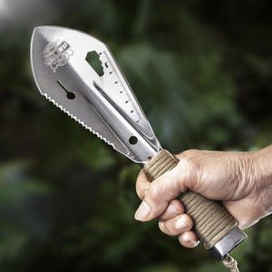 Weeder With Saw-Tooth