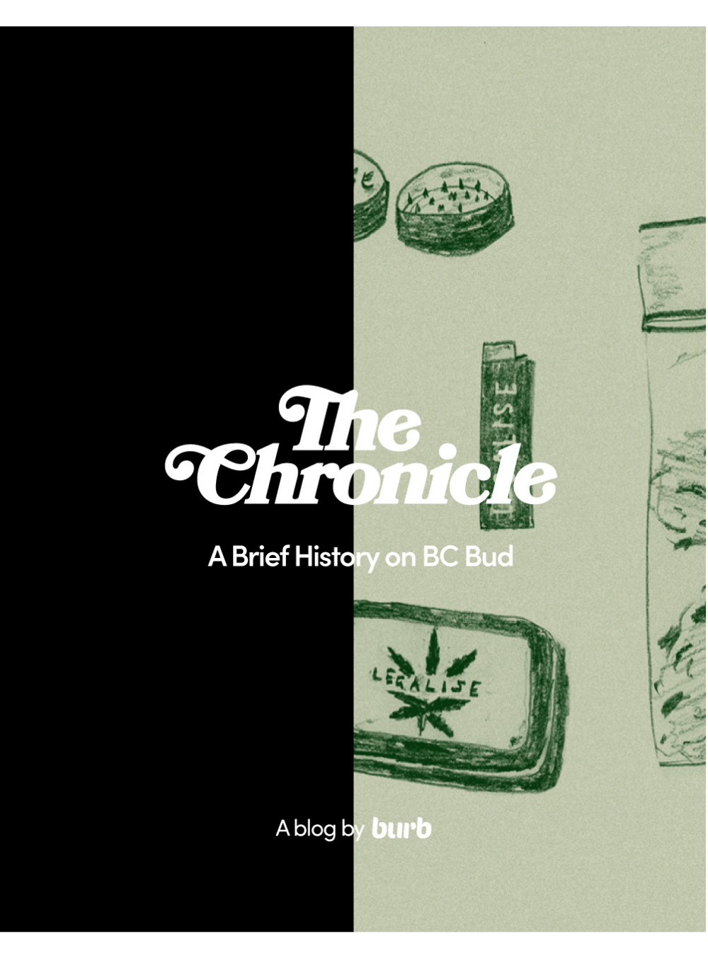 A Brief History on BC Bud