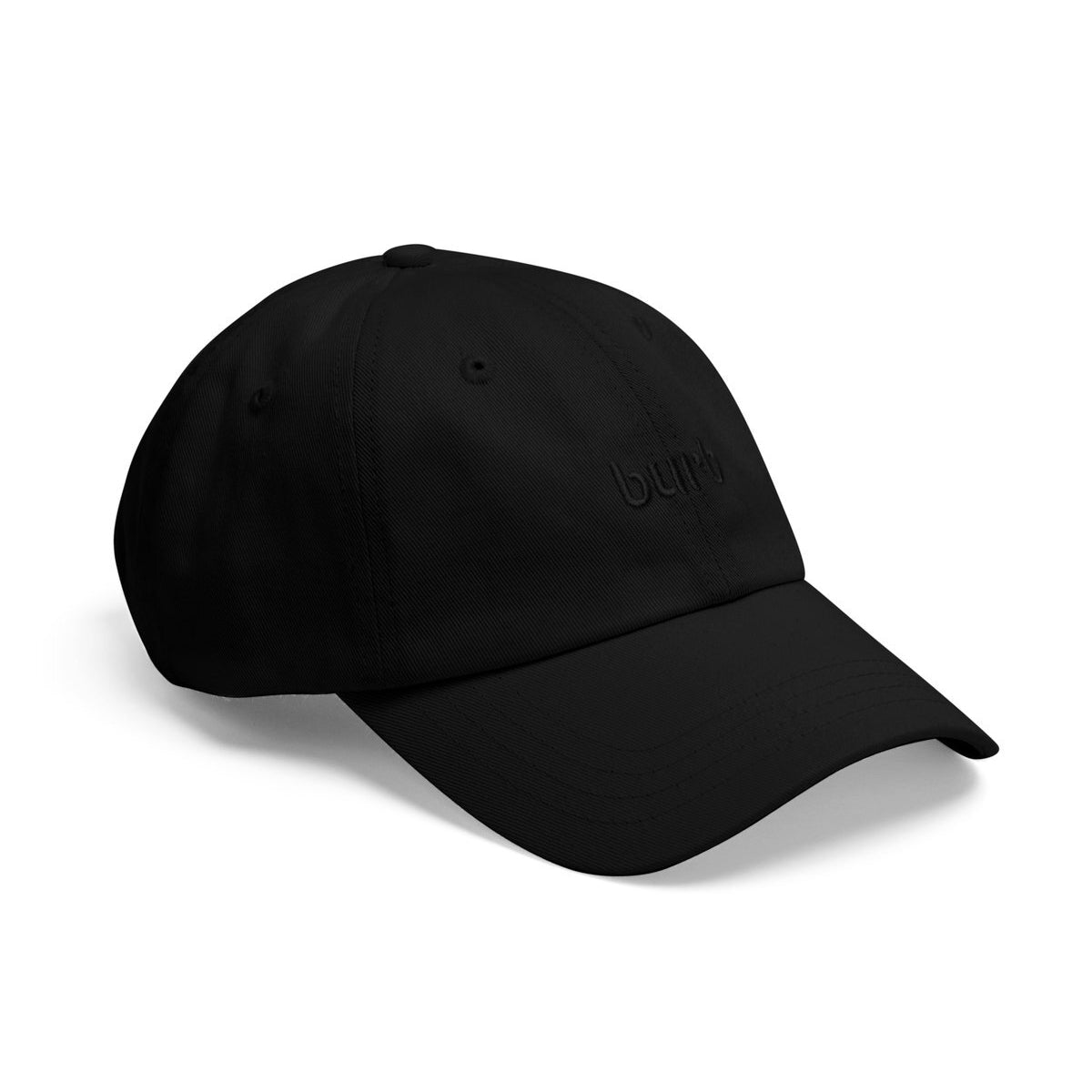 Burb Dad Hat - Black