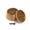 Burb Grinder - Antique Brass