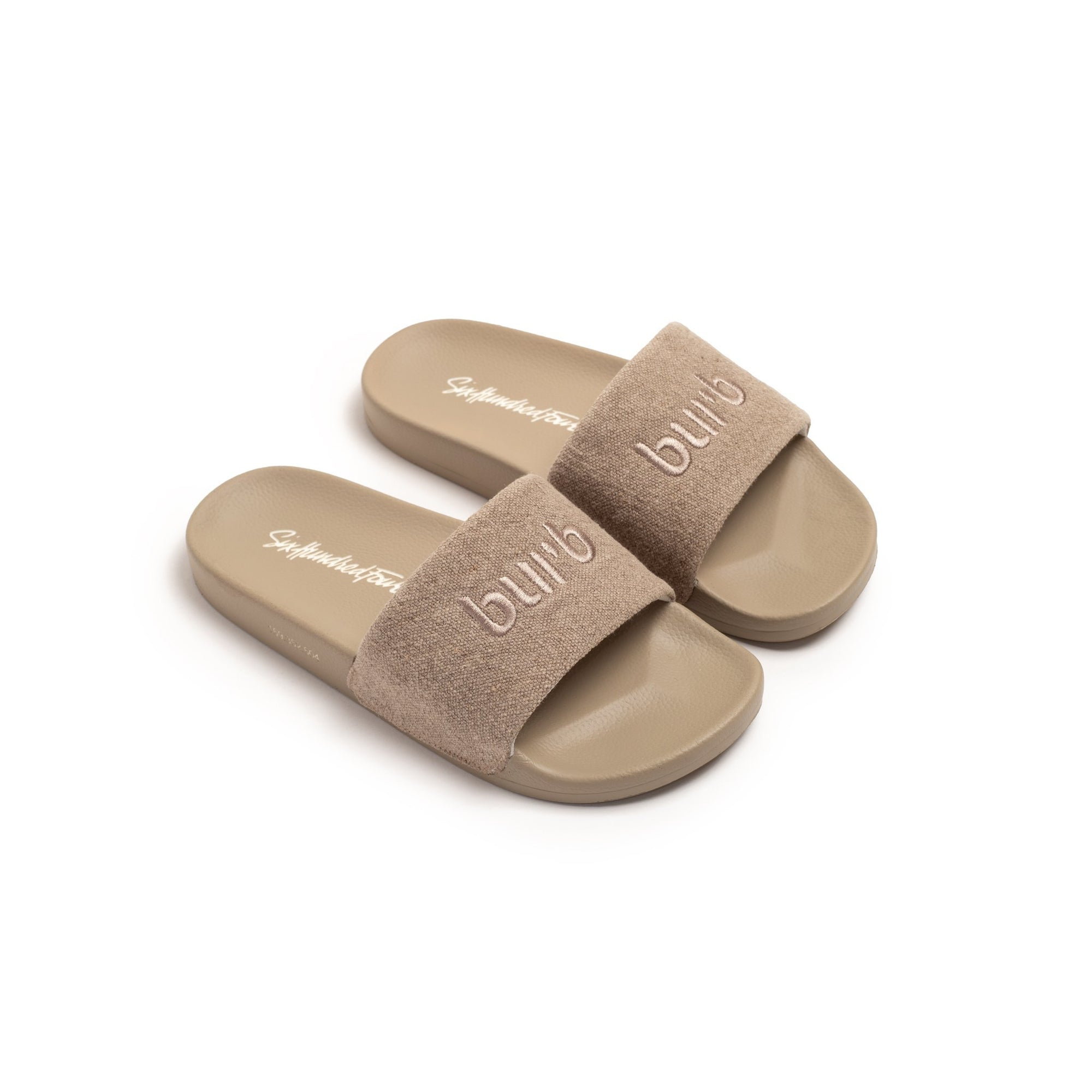 Studio Slides - Tan