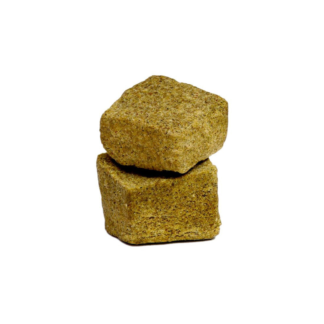 BC Organic Apple Toffee Pressed Hashish