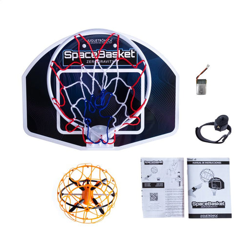 Spacebasket Zerogravity