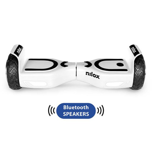 Hoverboard Nilox DOC2 Plus | Branco