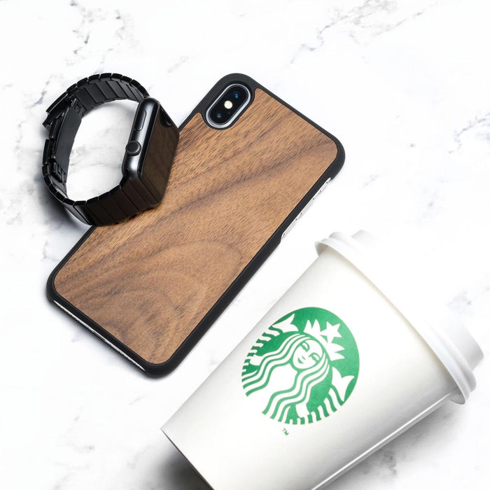 Capa iPhone X/XS/XR/XS Max Bumper | Madeira Natural