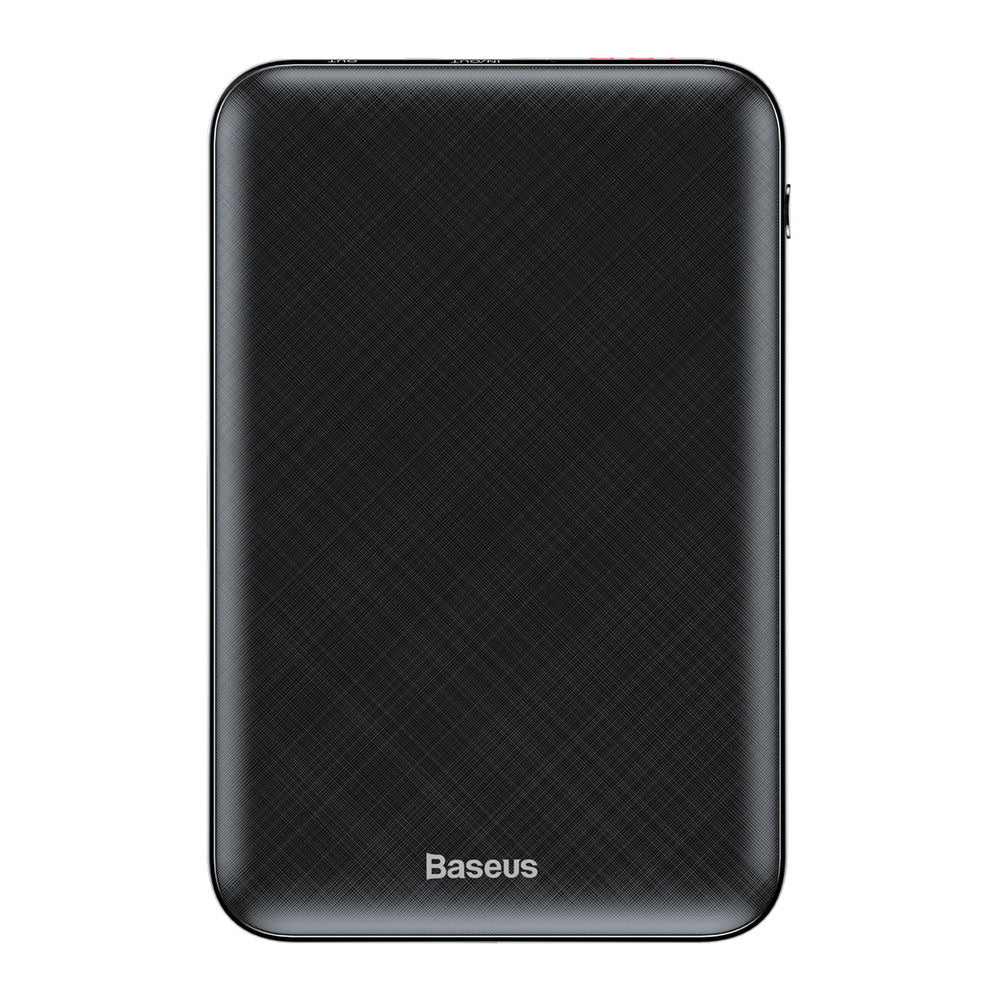 Mini Power bank 10000 mAh Baseus Preto