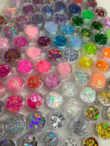 50pc Sequin Collection