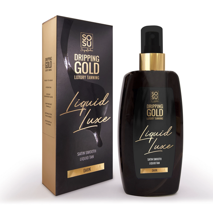 LIQUID LUXE SPREI - DARK 150ml
