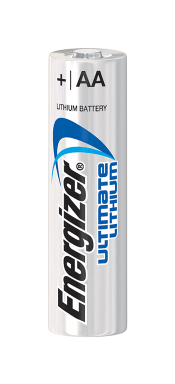 AA Batteries | Lithium | L91 | Energizer® Ultimate Lithium™ | 144 Pack