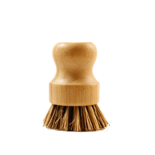 no tox life bamboo biodegradable pot scrubber