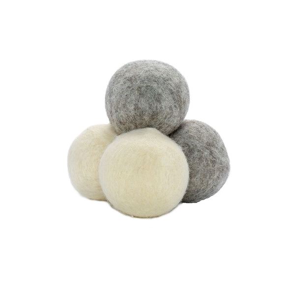 Wool Drier Balls Grey