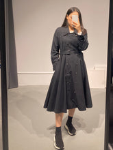 Load image into Gallery viewer, Blanc Long Coat Dress