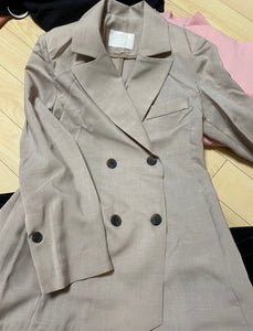 Celebration SS Jacket Dress