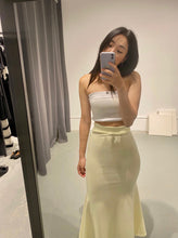Load image into Gallery viewer, YUNA Mermaid Maxi Skirt