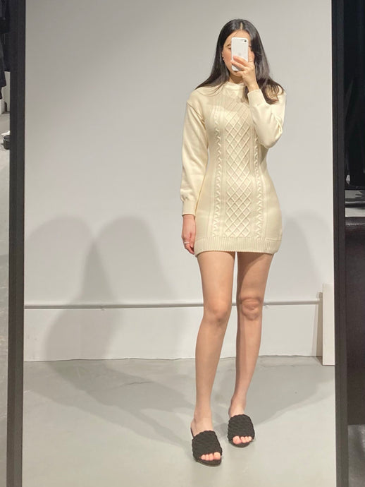 YURI Glam Knit Dress