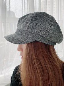 Easy Check Biker Hat