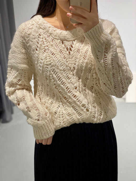 CHEORY Knit Top