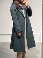 Load image into Gallery viewer, HAJIN HandMade Wool Coat