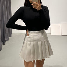 Load image into Gallery viewer, DOHI Tennis Pleated Skirt