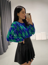 Load image into Gallery viewer, MIJU Synthetic Pleated Skirt