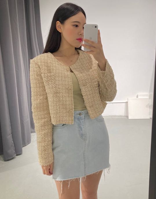 HEJI Denim Skirt