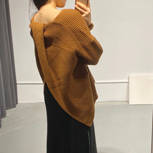 HANA Twisted Back Knit