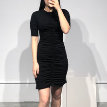 Load image into Gallery viewer, GAIN Rushed Dress