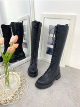 Load image into Gallery viewer, Lace up Boots