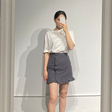 Load image into Gallery viewer, ROSE Frill Trim Skirt