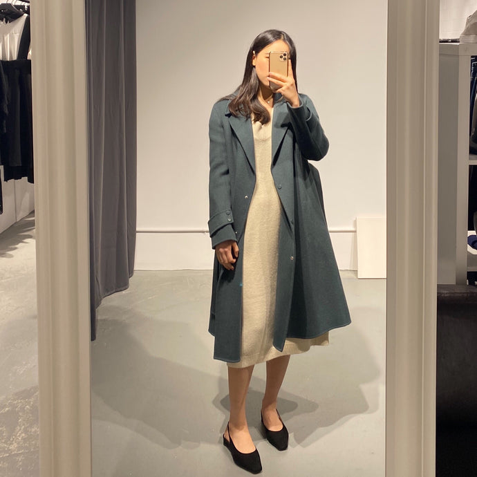 HAJIN HandMade Wool Coat