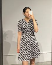 Load image into Gallery viewer, CHOA MINI Wrap Dress
