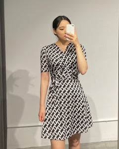 CHOA MINI Wrap Dress