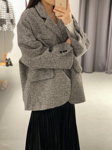MIYU Oversized Jacket