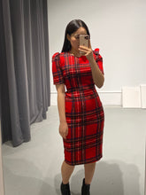 Load image into Gallery viewer, MISO Tartan Dress