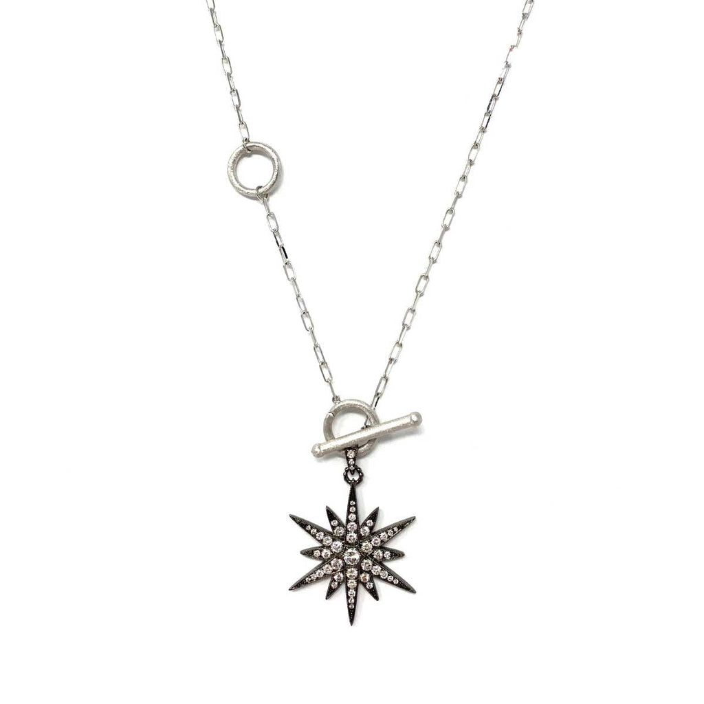 JL Rocks Fine Jewelry, North Star Necklace