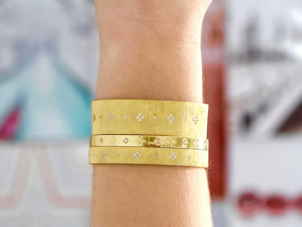 Dori Slim Bangle
