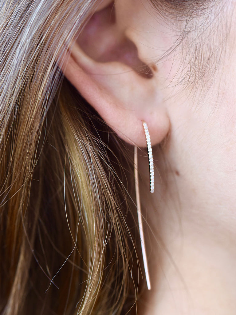 Ice Pick Earrings