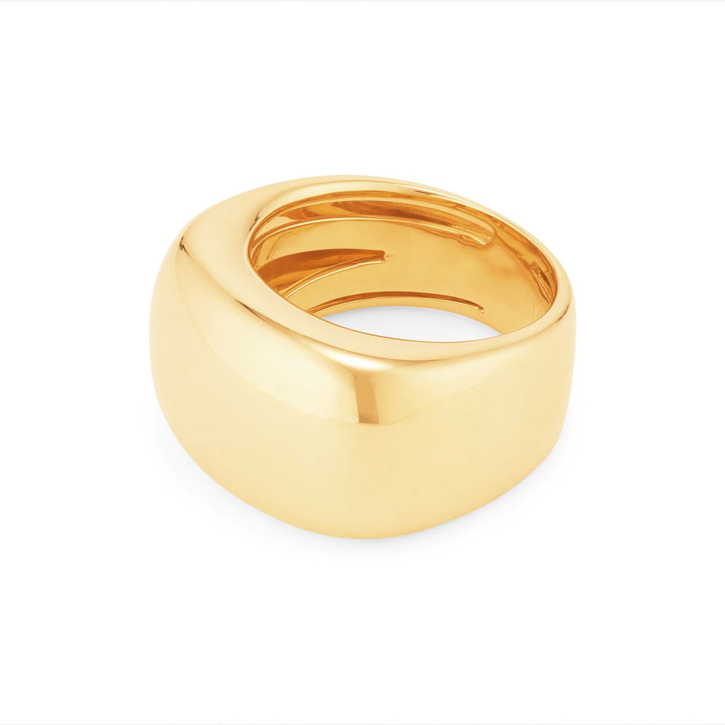 JL Rocks Fine Jewelry, Chunky Band Ring